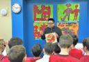 """""""中国传统艺术展示""""走进多伦多上加拿大学院(UCC)"""